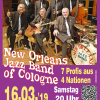 (15.0 pro Tag) New Orleans Jazz Band of Cologne