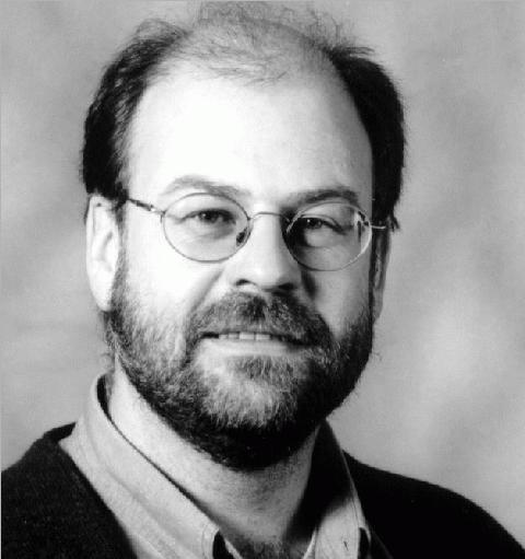 Ronald Schütz, Fraktionsvorsitzender der Grünen im Rat der Stadt Lehrte